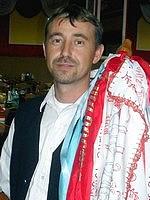 Kricsfalusi Miklós nagyvőfély