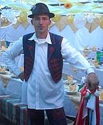 Szaniszló Ferenc nagyvőfély